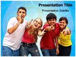 Teenager Templates For Powerpoint