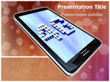 4G Mobile Technology Templates For Powerpoint
