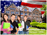 American college Templates For Powerpoint