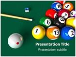 Billiard Templates For Powerpoint