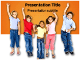 children day Powerpoint Templates