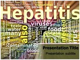 Chronic hepatitis Templates For Powerpoint