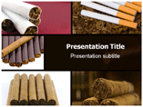 Cigaret Templates For Powerpoint