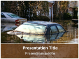 Flood Templates For Powerpoint