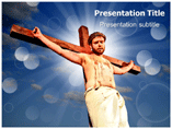 good friday Powerpoint Templates