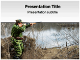 Hunter Powerpoint Templates