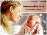 Maternal Care Templates For Powerpoint