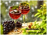 Wine Templates For Powerpoint
