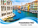 Canal Templates For Powerpoint