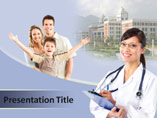 Family Doctor Templates For Powerpoint