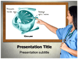 eye pressure Templates For Powerpoint