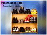 footwear Templates For Powerpoint