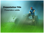 Gardeners Templates For Powerpoint