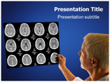 neuroimaging Templates For Powerpoint