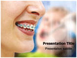 orthodontics Templates For Powerpoint