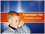 respiratory disorders Templates For Powerpoint