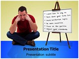 Stress Management PowerPoint Graphics