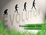 Human Evolution Templates For Powerpoint