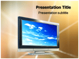 Television Schedule Templates For Powerpoint