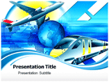 travel services Templates For Powerpoint