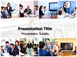Business Development PowerPoint Template, Business Development PowerPoint Background Graphics