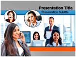 Cellular communication Templates For Powerpoint