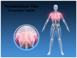 Squeezing Chest Pain Templates For Powerpoint