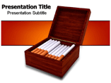 Cigarette Templates For Powerpoint
