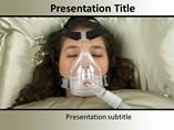 Sleeping Apnea Pics Templates For Powerpoint