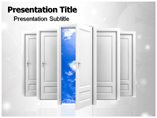 Doors Templates For Powerpoint