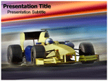 Formula racing Templates For Powerpoint
