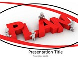 Business Team Plan Templates For Powerpoint, Business Team Plan PowerPoint Slide Templates