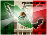 Mexico Region Templates For Powerpoint