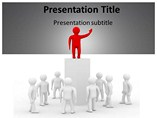 Leadership Activities PowerPoint Template