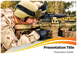Arm and Ammunition Templates For Powerpoint