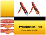 carotid stenosis Templates For Powerpoint