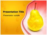 Pear Package Templates For Powerpoint