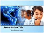Teleconseiller Templates For Powerpoint