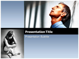 dejection Powerpoint Templates