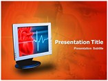 Oxygen monitor Templates For Powerpoint