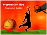 Basketball Rules Templates For Powerpoint