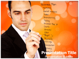 Business Plan Production Templates For Powerpoint