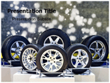 Budget Tyres Templates For Powerpoint