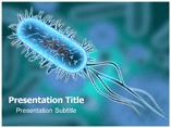 Bacterium Templates For Powerpoint