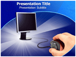 Optical communication Templates For Powerpoint