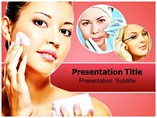 Face care Templates For Powerpoint