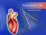 PPT Templates for Heart and ECG