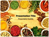 Spices Templates For Powerpoint