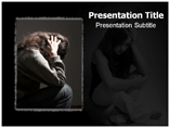 Dysthymia PowerPoint Backgrounds