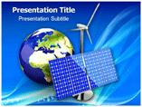 Alternative energy Templates For Powerpoint